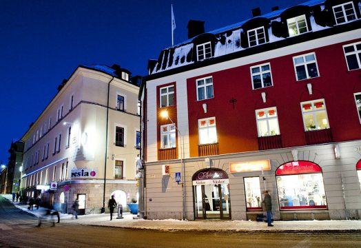 Fastigheter i Falun Centrum