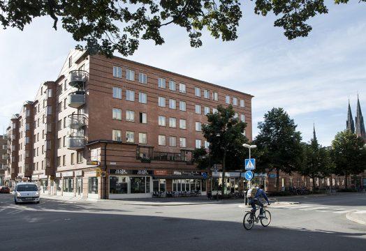 Fastigheter i Uppsala Centrum