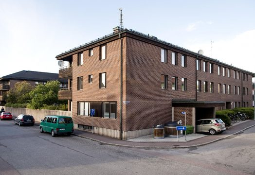 Rostvändaregatan, Östanfors, Falun