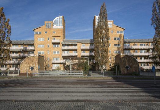 Nygårdsgatan, Västerås centrum